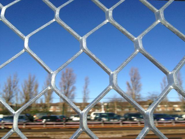 Stockbridge Fencing Industrial Estate Contract fencing