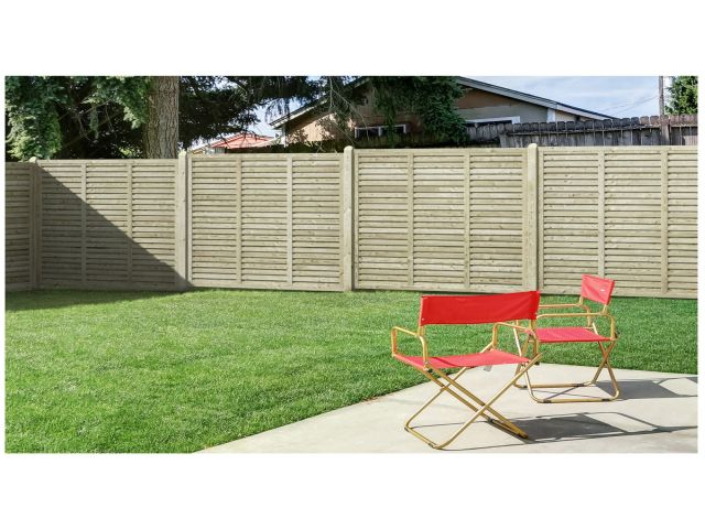 Ravelston fencing installation of Fencing Panels